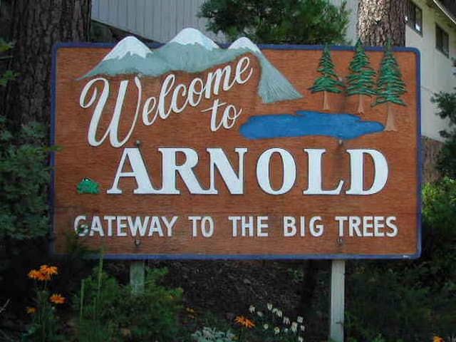 Cabin in Arnold and Surrounding Area