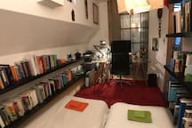 Cute Room for Two in Amazing Historic Ship!
