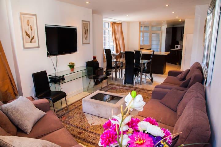 3 Double bedroom apartment near Hyde Park, London - London - Apartmen