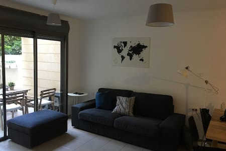 Gorgeous Apartment Fully Furnished with a Garden!! - Ra'anana