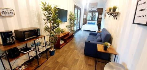 Bamboo Retreat