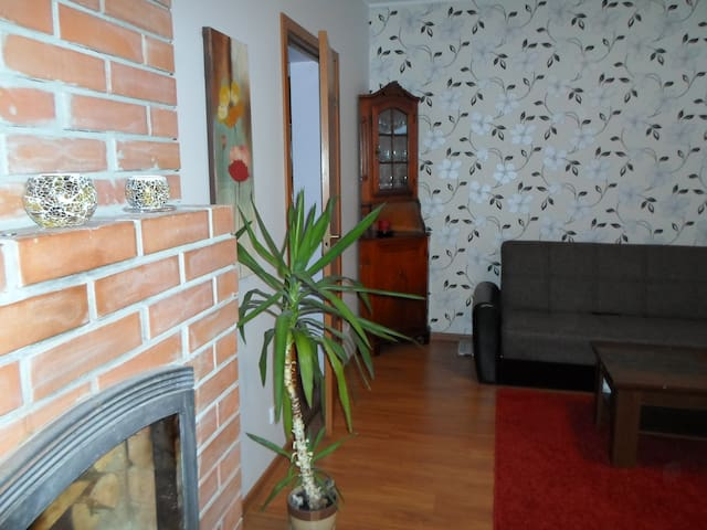 Private bedroom in a peaceful place in Tallinn - Tallinn - Haus