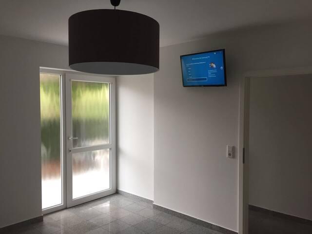 Gästezimmer, Monteur Zi. 45 km v. Frankfurt entf.