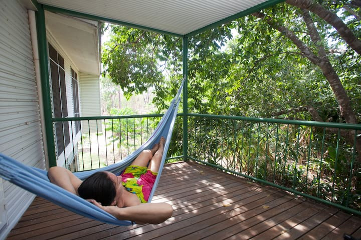 Litchfield Tropical Retreat