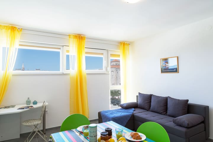 Cozy Apartment on Zadar's Roman Forum