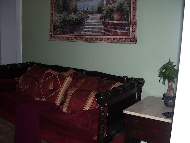An 1895 Antique Chic Estate (Suite-4)