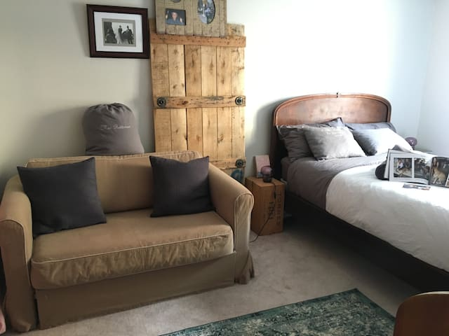 French country bedroom for you to rest and breath