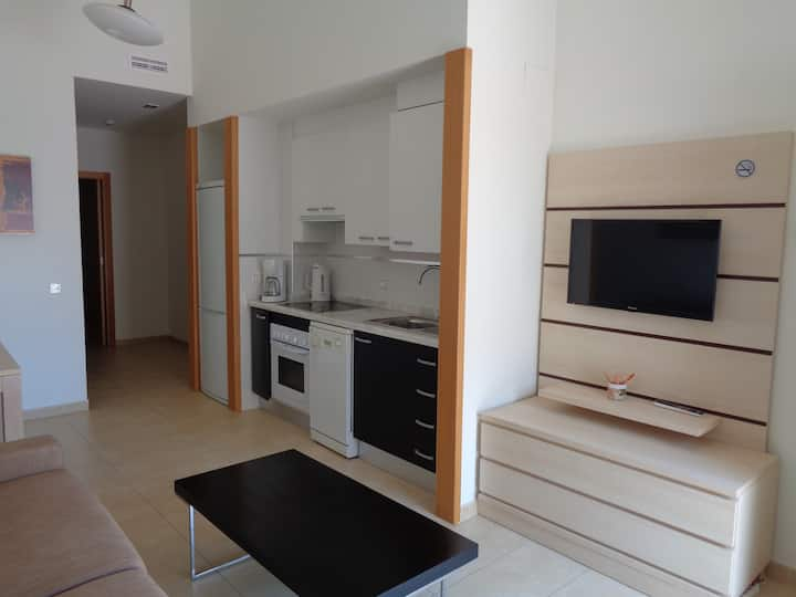 1 Bedroom Apartment - La Nucia