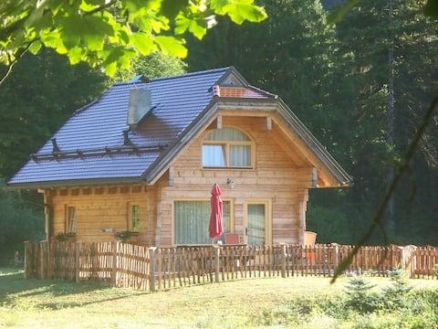 "Alpi Giulie Chalet Resort-""Chalet Piccoli Piaceri"""