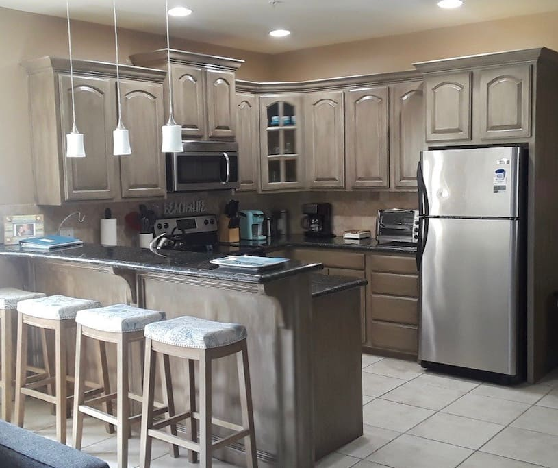 All New Kitchen upgrade in 2018!