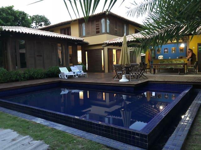 Casa linda e aconchegante na Costa do Sauipe