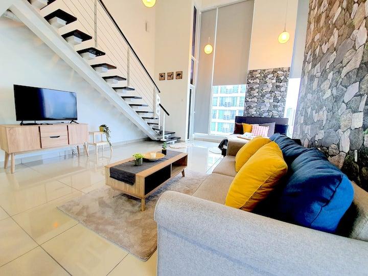 Kuala Lumpur | The Scott Garden Family Suite!