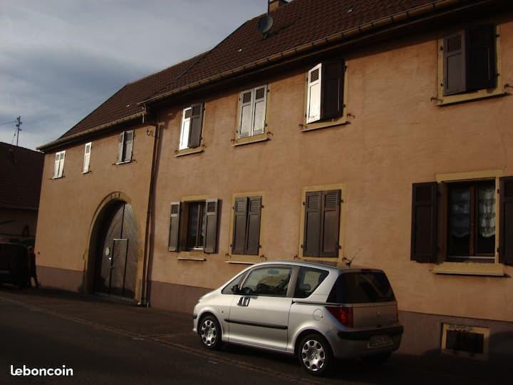 Appartement aux environs de Colmar