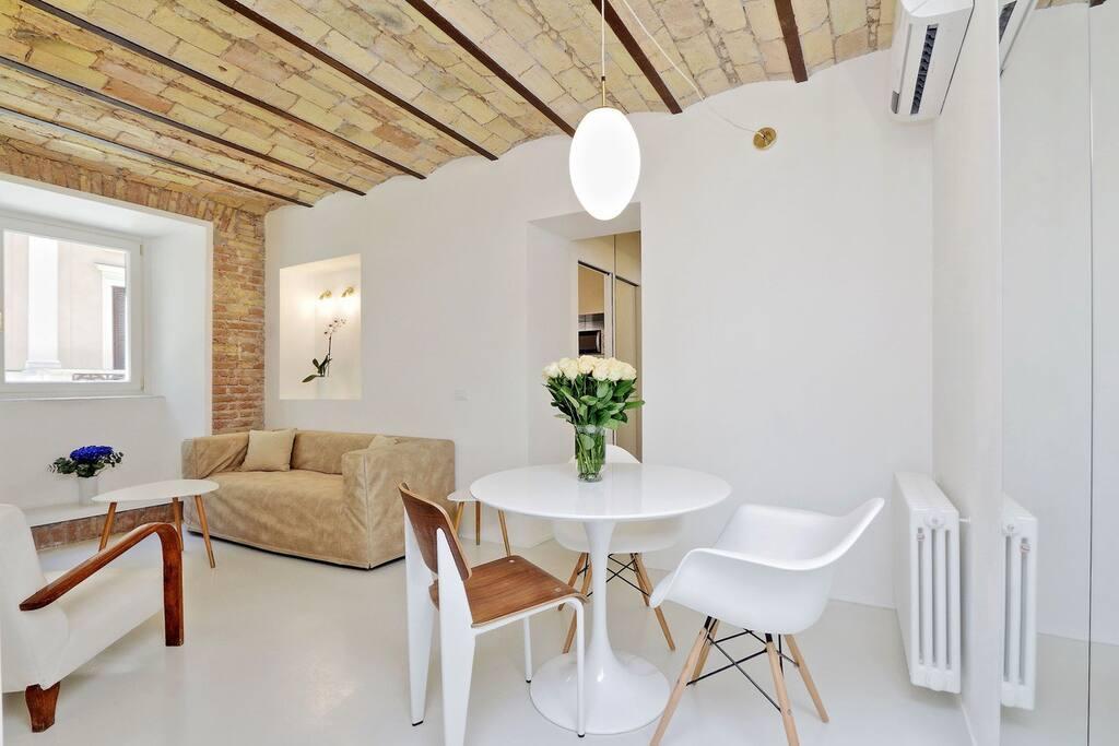 Area Living - Salotto