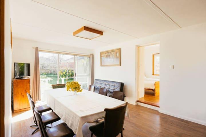 Comfy&Convenient, Park&University - Clayton - Huis