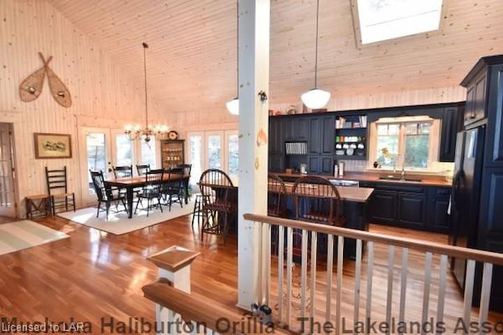 Large Open Plan, kitchen, dining, living room