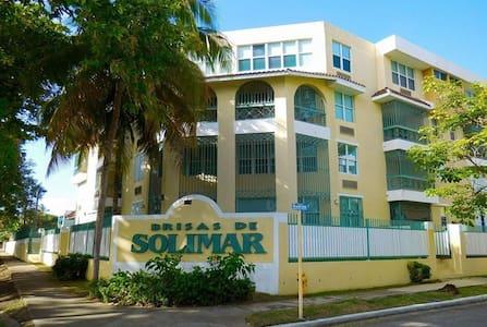 Brisas de Solimar Luquillo Beach Apartment