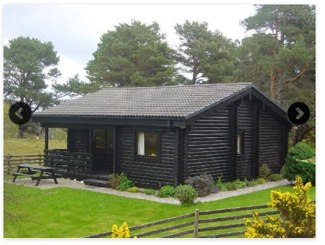 Lochside Log Cabin