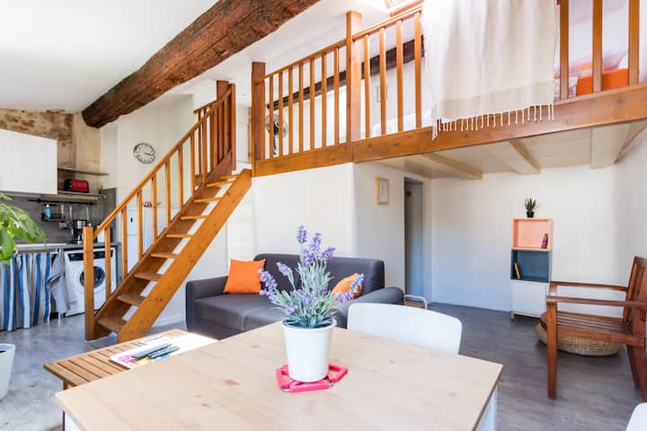 appartement Saint Guilhem