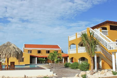 Spacious Apartment in Bonaire with Swimming Pool
