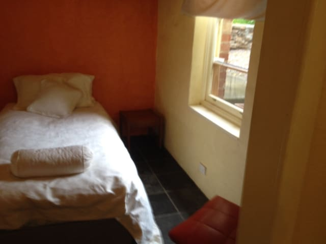 Double Bed with 2 Rooms in Heritage House