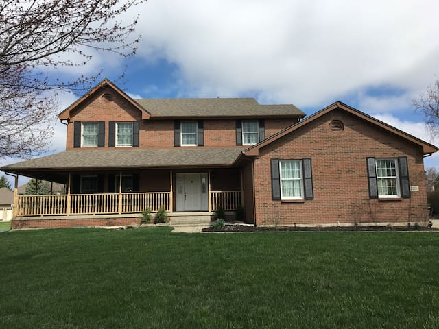 Beautiful Home in Springboro - Springboro - Rumah