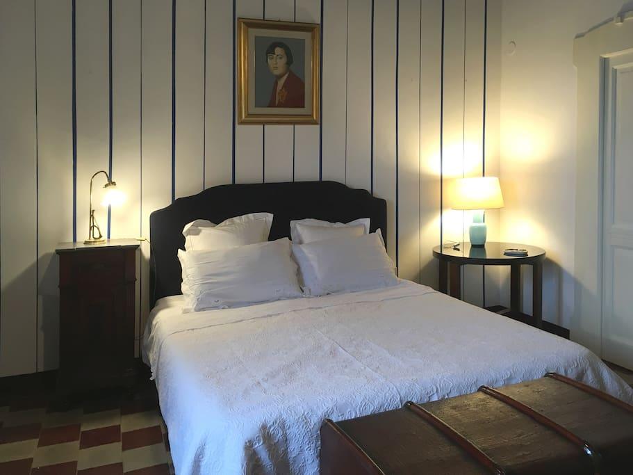 La stanza della Mamma - letto king size