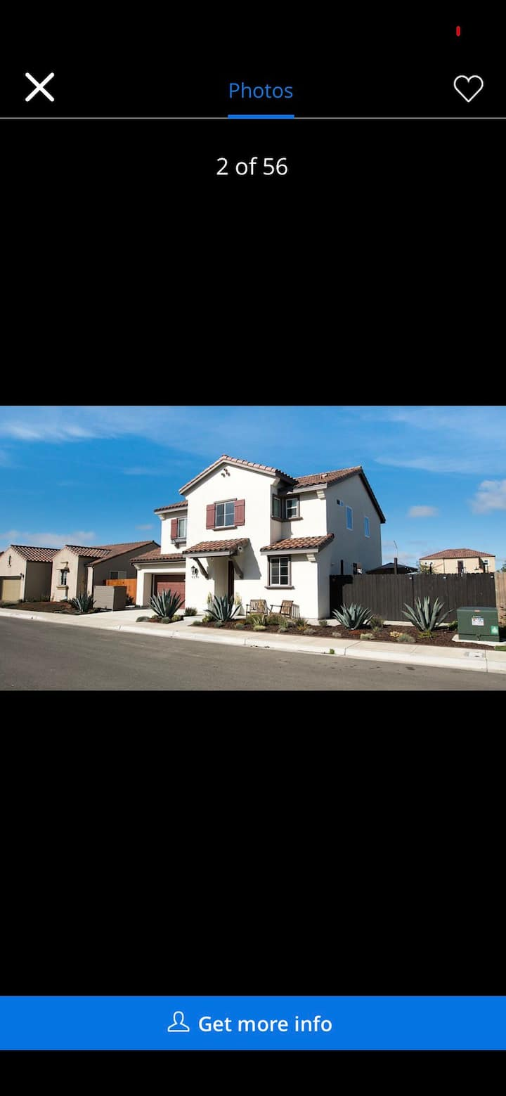Entire home Guadalupe Ca, 5 minutes to the beach.