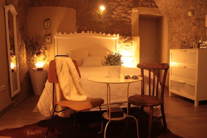 Apartamento loft con encanto