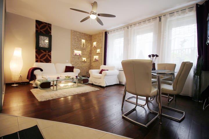 ⁕ Káldy Design Apartment ⁕
