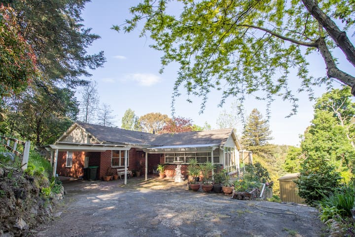 Boutique cottage set in private garden estate