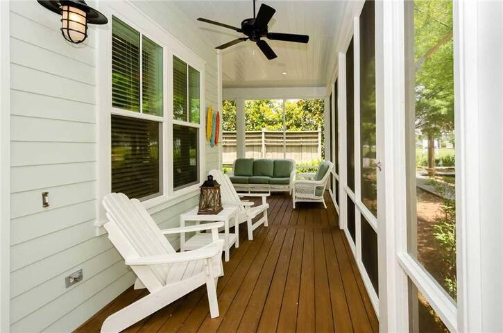 Winterberry House 5 Bedroom House - Seagrove Beach - Other