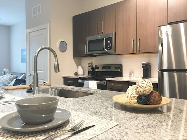 Modern Apt , Central Tampa - Everything You Need!