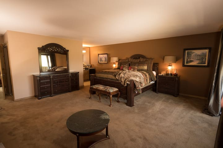 RiverView Ranch Master Suite - ALL INCLUSIVE