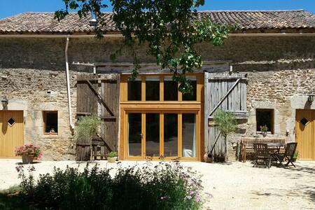 Beautiful Barn Retreat