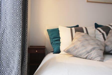 Ile Saint-Louis nid douillet pour 2 - Paryż - Apartament
