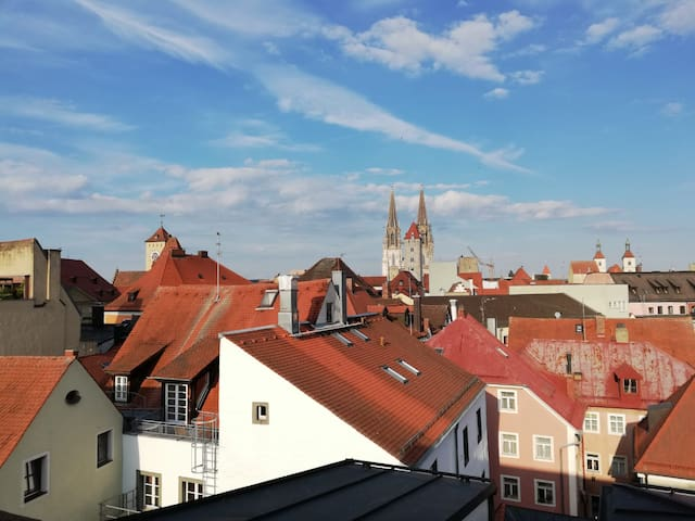 Altstadt - Doppelzimmer mit Traumblick #4
