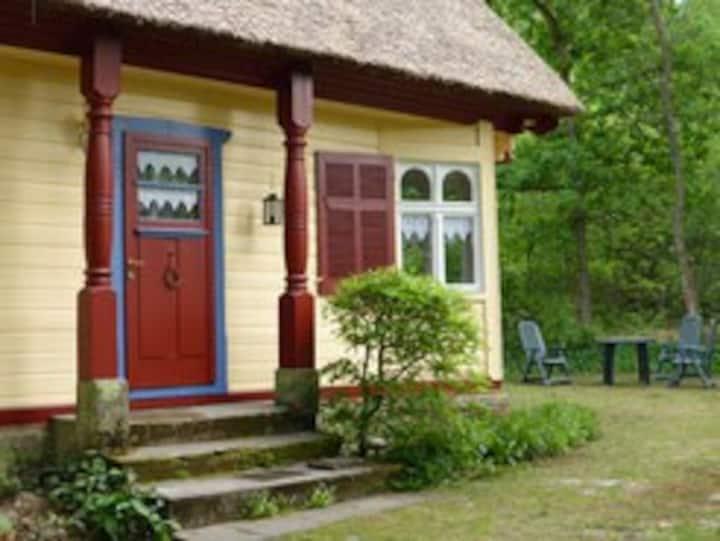 ReetdachHaus für Naturliebhaber Lüneburger Heide