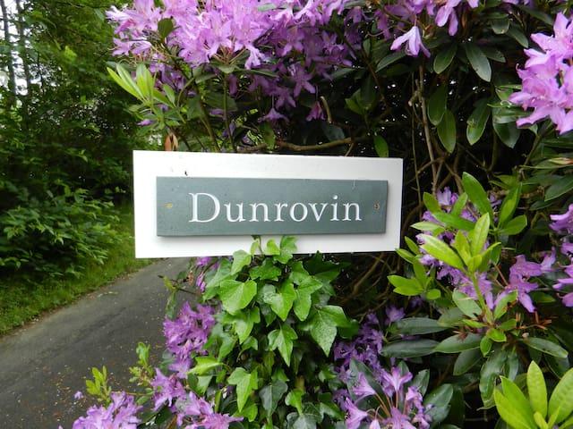 Dunrovin Holiday Cottage - Denholm - Huis