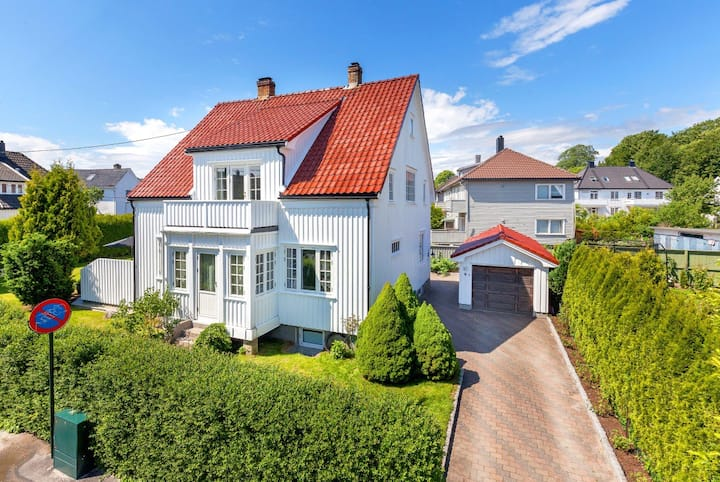 Sommer i Kristiansand? Perfekt hus for 2 familier!