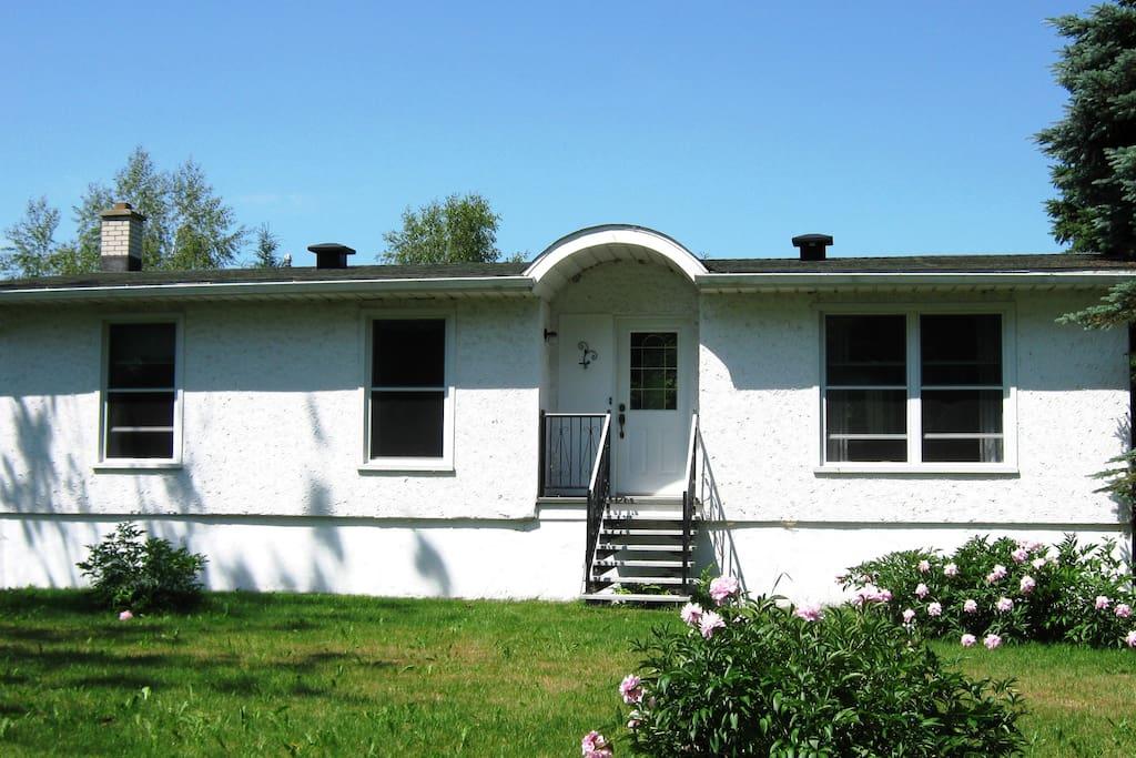 La maison Lucienne-Duvalle