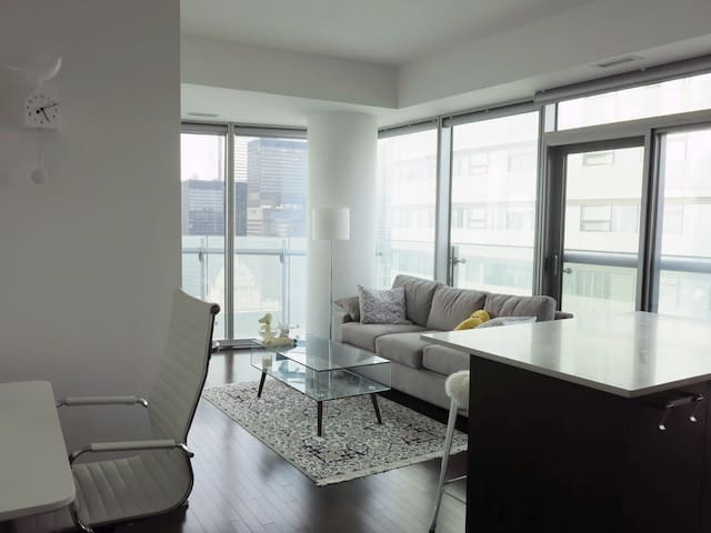 High Rise 2BD by CN Tower/MTCC/Rogers Centre