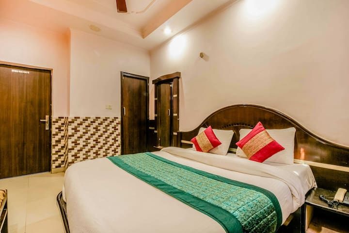 Centrally located Affordable room fr Solo traveler