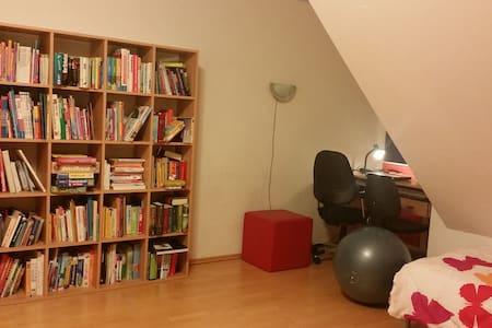 Großes Zimmer im Einfamilienhaus in perfekter Lage - Erkrath