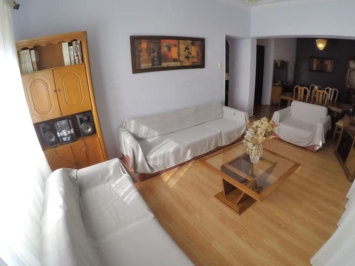 Large appartment in the center of Volos