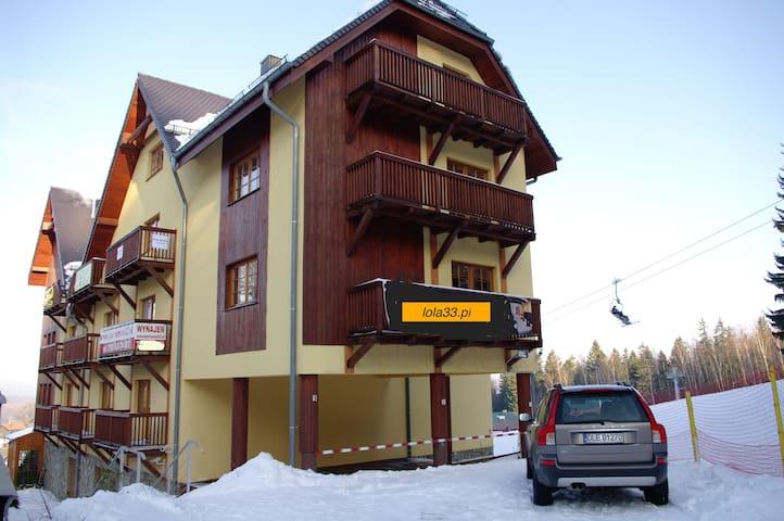 Apartament  6 osób  (URL HIDDEN) Turystyczna 27 - Szklarska Poręba - Apartment