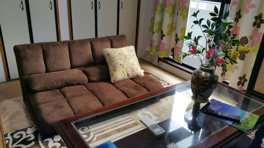 Japanese Stylish Apartment, Tsukuba - Tsukuba-shi - Apartament