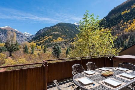 3 Bdrm 5STARVIEW Luxury Condo in Town of Telluride - Telluride