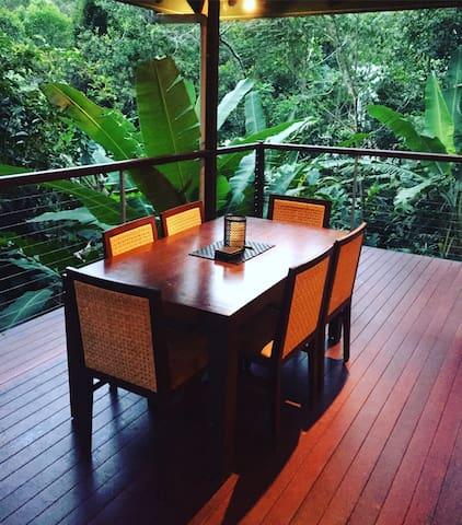 Treetop Retreat Cairns - Redlynch - Ağaç Ev