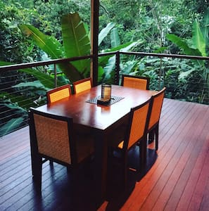 Cairns Treetop Retreat - Redlynch - Trädhus